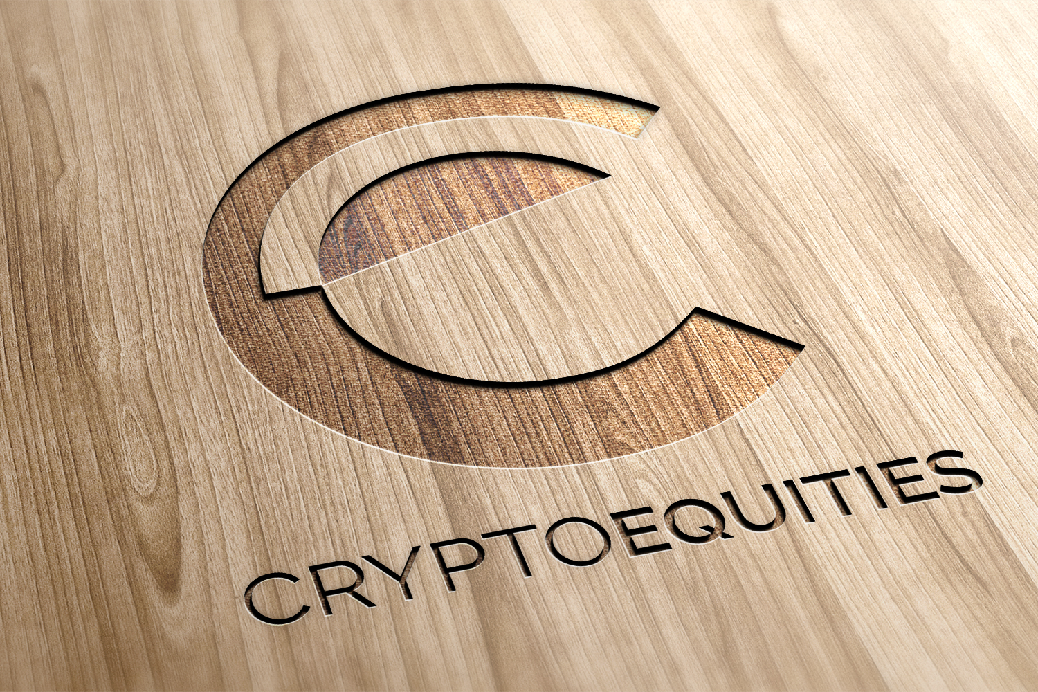 Crypto Equities Logo